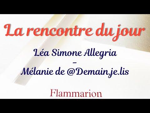 Vidéo de Léa Simone Allegria