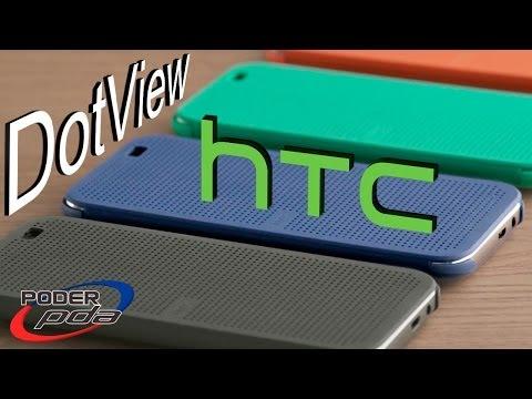 HTC DotView Funda M8 - Análisis en Español HD