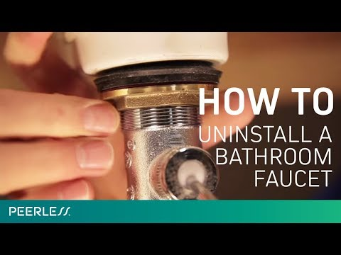 uninstall-bathroom-faucet-video