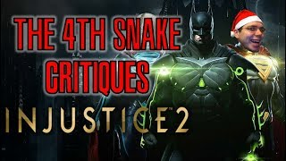 Injustice 2 Critique