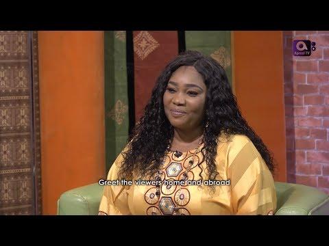 JAIYE KUTI on Gbajumo TV
