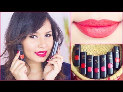 Gold Addiction Satin Lipstick by L'Oreal #8