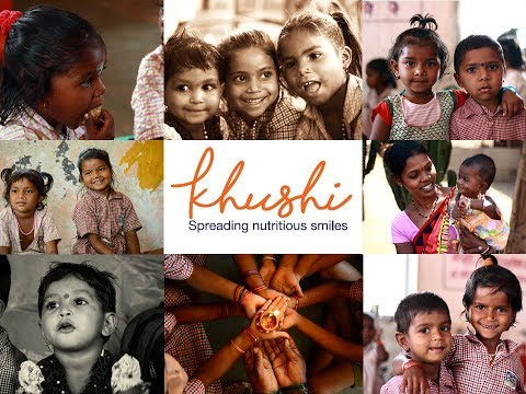 Project Khushi - Nutritious Meals - Joy for 12000 Children