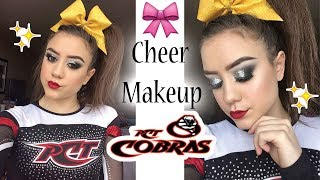 Cheer Makeup Tutorial | PCT Cobras