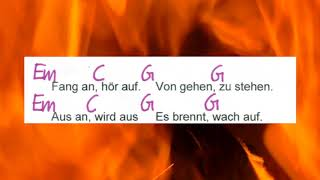 Regenbogen   Wincent Weiss   Lyrics And Chords   Campfire Version   Musikschach