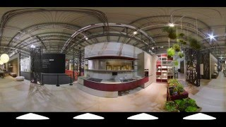 Valcucine Salone del Mobile 2016 | 360° video