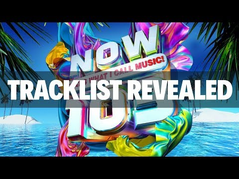 Now That's What I Call Music 103 Offical Tracklist! - DJF VLOGS