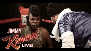 """""""Clubber"""" - A Sequel to """"Creed"""" Starring Tracy Morgan & Jimmy Kimmel"""