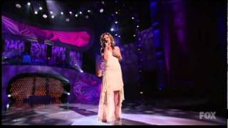 Kelly Clarkson - Breakaway (Live American Idol Christmas Special)