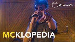 cc session presenta al cantante de hip hop mcklopedia