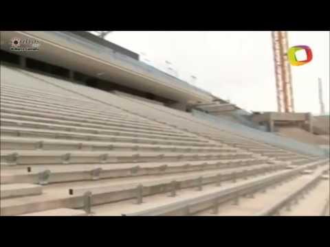 Organizadas podem ficar sem cadeiras na Arena Corinthians