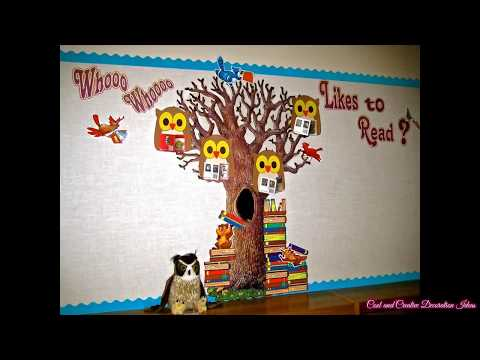 mp4 Class Decoration For Library, download Class Decoration For Library video klip Class Decoration For Library