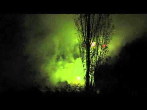 Feuerwerk Hochzeit 17.09.11 Berlin Reinickendorf