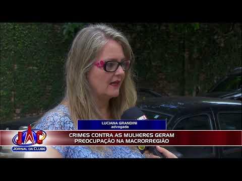 Em Barretos, jovem esfaqueada deixa UTI e espera por justiça + Link - Jornal da Clube (04/04/2018)