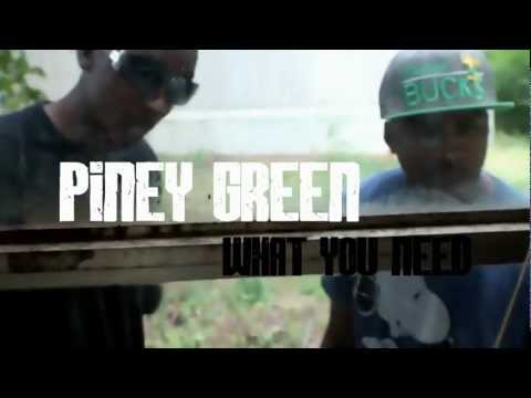 G,E,D, Entertainment  OFFICIAL VIDEO - PINEY GREEN (WHAT YOU NEED)