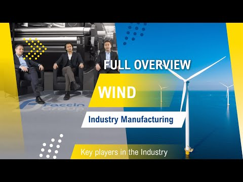 WEBINAR: 2021 Wind Industry Manufacturing Overview