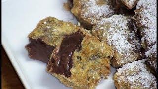 Chocolate frito | Javier Romero