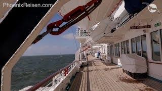 MS Albatros: Das familiäre Schiff mit großer Fangemeinde