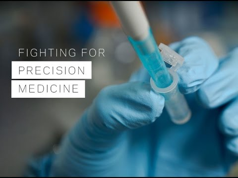 Fighting For Precision Medicine