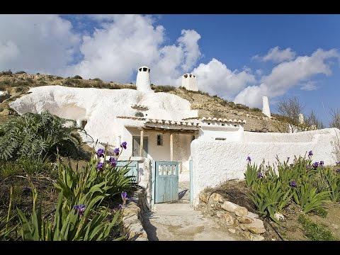 Andalusian Cave Hotels - Casas cueva de Granada