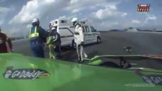 Daytona 500 2012 Danica Patrick schwerer Unfall