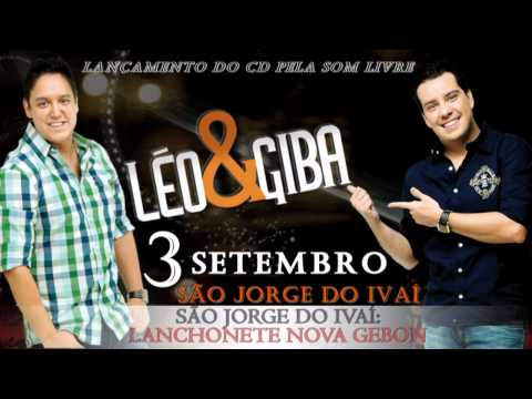 Leo e Giba Em São Jorge do Ivaí Pr. 03/09.mpg