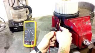 Testing blower motor amperage and voltage most popular videos blower motor test fandeluxe Images