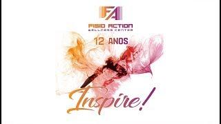 Fisio Action 12 anos - Inspire - Depoimentos Marcio e Ellison Marcos