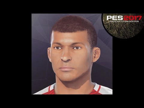 How to create the face of Kylian Mbappé in PES 2017 (FAST