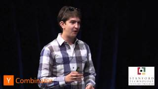 David Rusenko at Startup School 2012
