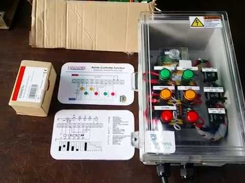 Satronic DMG970 Function Test by PP Systems