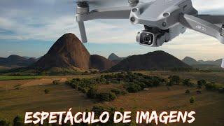 Drone Encontra Cemitério de Pedras || DJI Air 2S