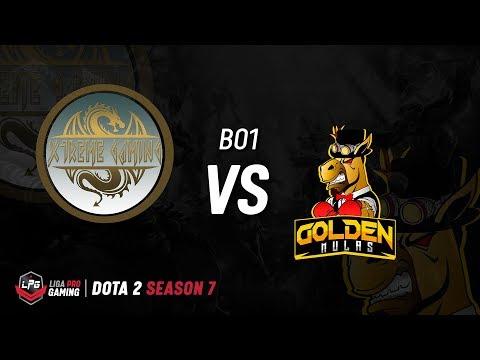 Xtreme Gaming vs Golden Mulas   LPG Dota 2 Season 7   Lucky & PawPaw