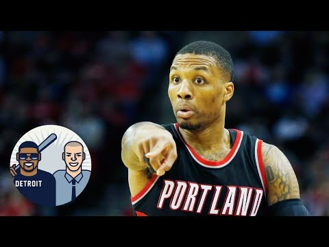 Jalen Rose: Damian Lillard getting upset over Chris Paul is 'soft move' | Jalen & Jacoby | ESPN