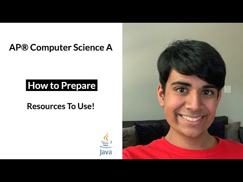 How to Prepare for AP Computer Science A -- Resources To Use!