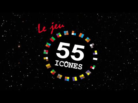Publicité de 30 secondes du jeu 55 icônes