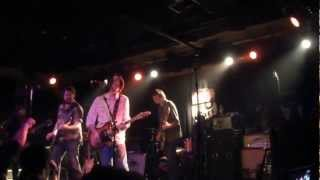 "Drive-by Truckers - ""Ronnie and Neil"" @ 40 Watt Club, Athens, Ga. 1.19.2013"