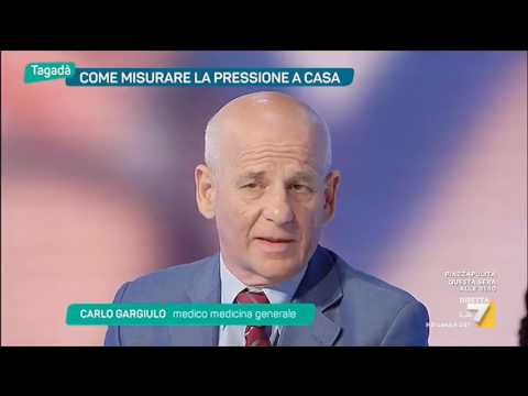 Differenza di pressione sanguigna bassa