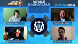 Clash Royale | Meta, Best Decks, Esport, New Cards | Royale Roundtable
