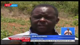 Monday Night News: Farmers in Ganze who have turned to irragation to beat famine, 17/10/2016