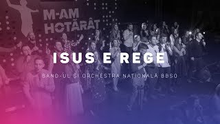 BBSO   Isus E Rege (Live   Cover)