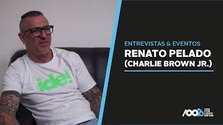 100% Batera Entrevista - Renato Pelado (Charlie Brown Jr.)
