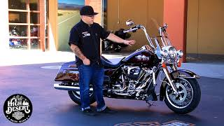 2018 Harley-Davidson Road king Custom