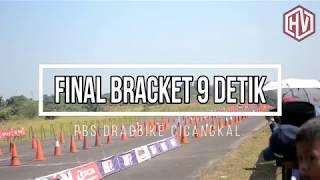 Braket 9 Detik PBS DragBike Bodisa Cicangkal 2018