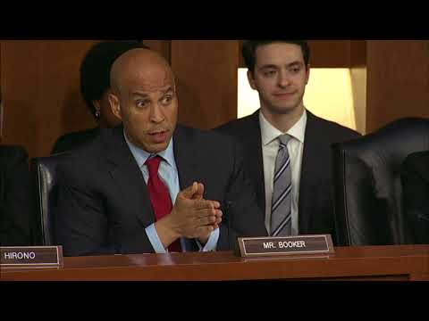 Supreme Court nominee Brett Kavanaugh declined to express his opinion on gay marriage when questioned about it by Democratic Senator Cory Booker of New Jersey during Thursday's confirmation hearings. (Sept. 7)