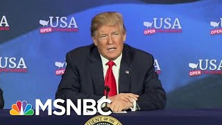 Trump 'Art Of The Deal' Co-Author: It's Been Fraud All Along | The Beat With Ari Melber | MSNBC