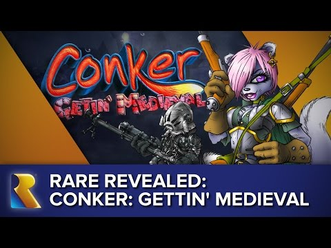 The Conker Game We Never Got To Play