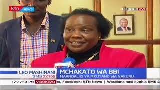 Gavana wa Kericho Paul Chepkwony aongoza mkutano wa majadiliano na viongozi kuhusu mchakato w