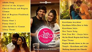 Raja Rani bgms (Original Background Score) Juke box