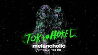 Tokio Hotel   Melancholic Paradise Tour 2019